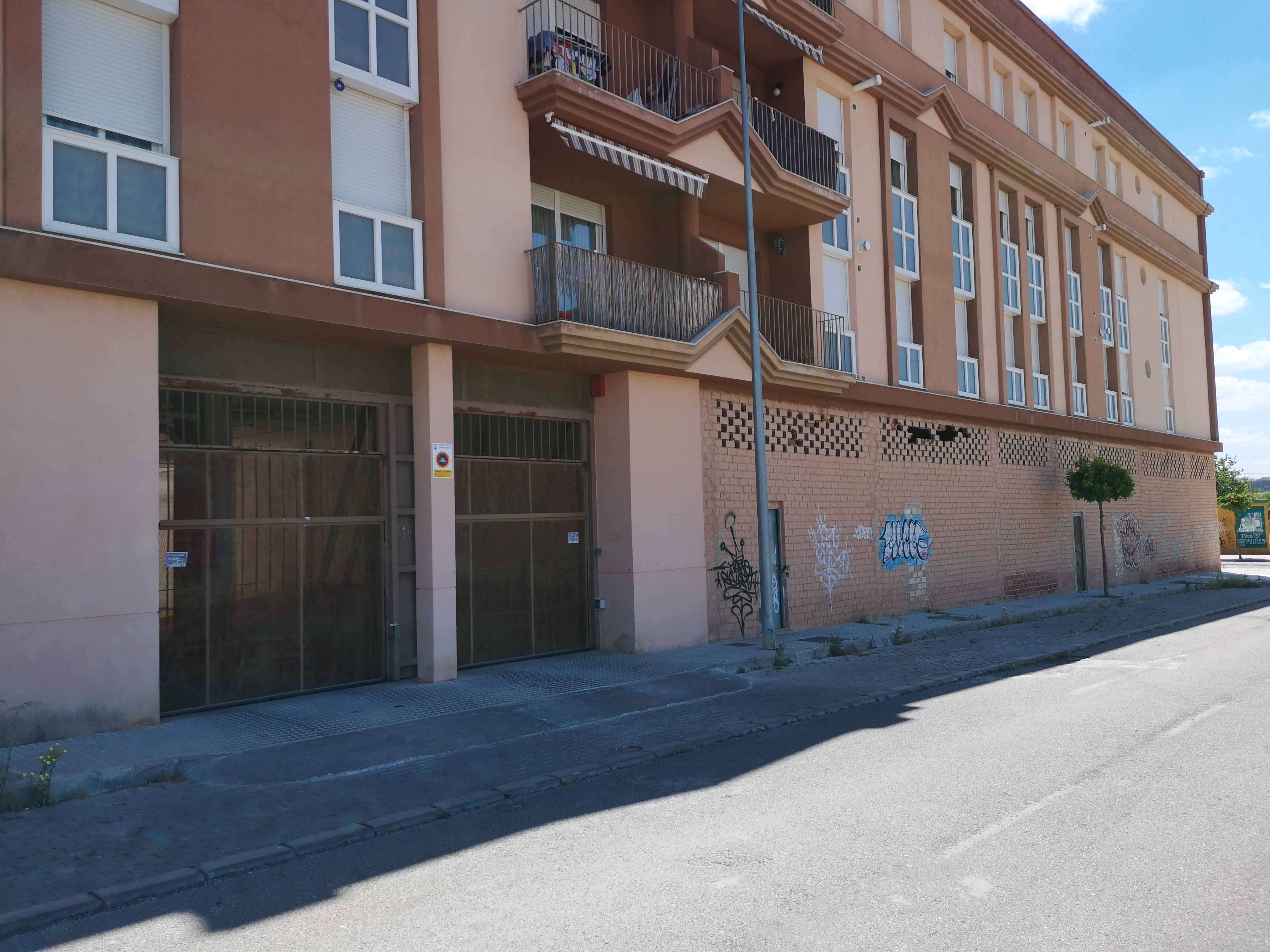 Locales, trasteros, plazas de garaje; TERRAZAS DEL CARMEN