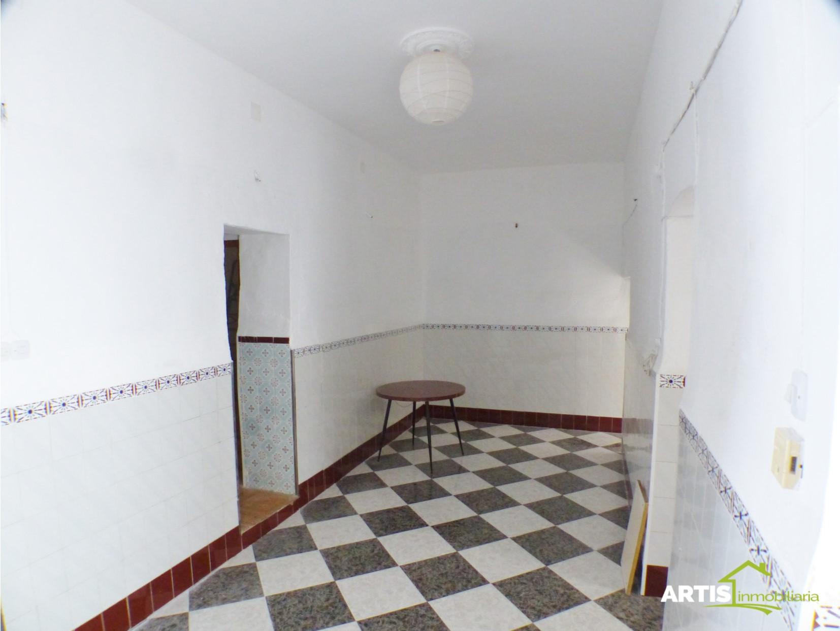 Casa planta baja; ZONA ROMERAL